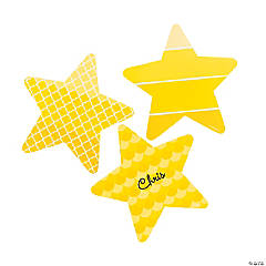 Star Bulletin Board Cutouts