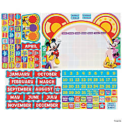 Mickey Mouse Clubhouse® Calendar Bulletin Board Set