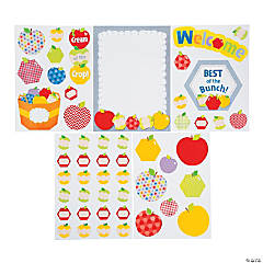 Apple Appeal Bulletin Board Set