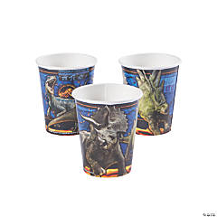 Paper Jurassic World™ Cups