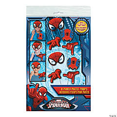 Spiderman Photo Stick Props