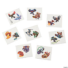 Skylanders™ Party Tattoos