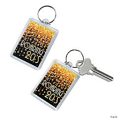 20s Theme Picture Frame Keychains