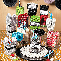 Celebration Candy Buffet Idea