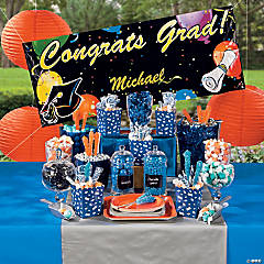 Congrats Grad Candy Buffet Idea