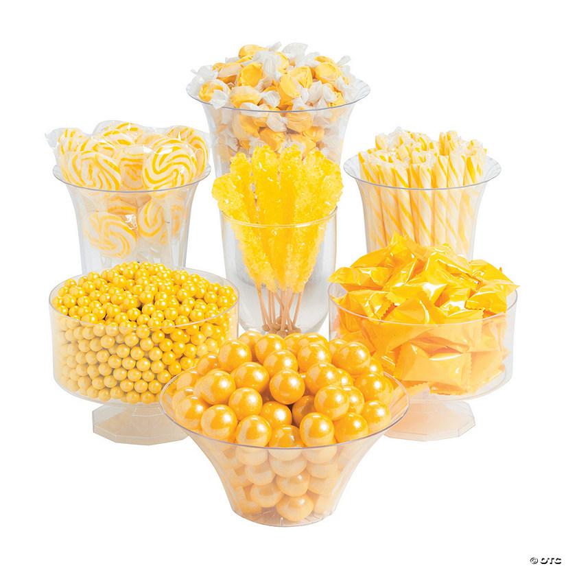yellow candy buffet assortment rh orientaltrading com blue and yellow candy buffet ideas blue and yellow candy buffet ideas