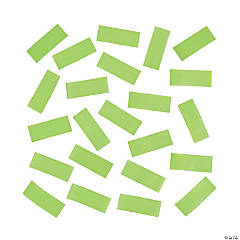 Lime Green Tissue Paper Confetti