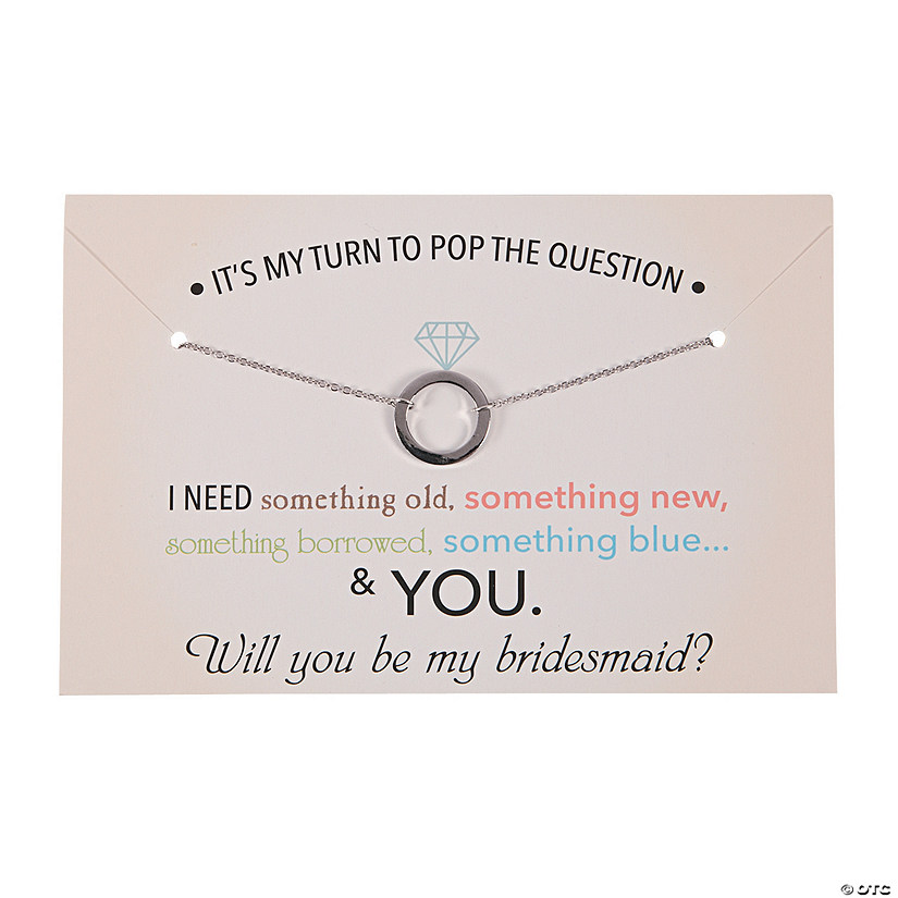 card bridesmaid with pdp the fltr image viewer pop question necklace