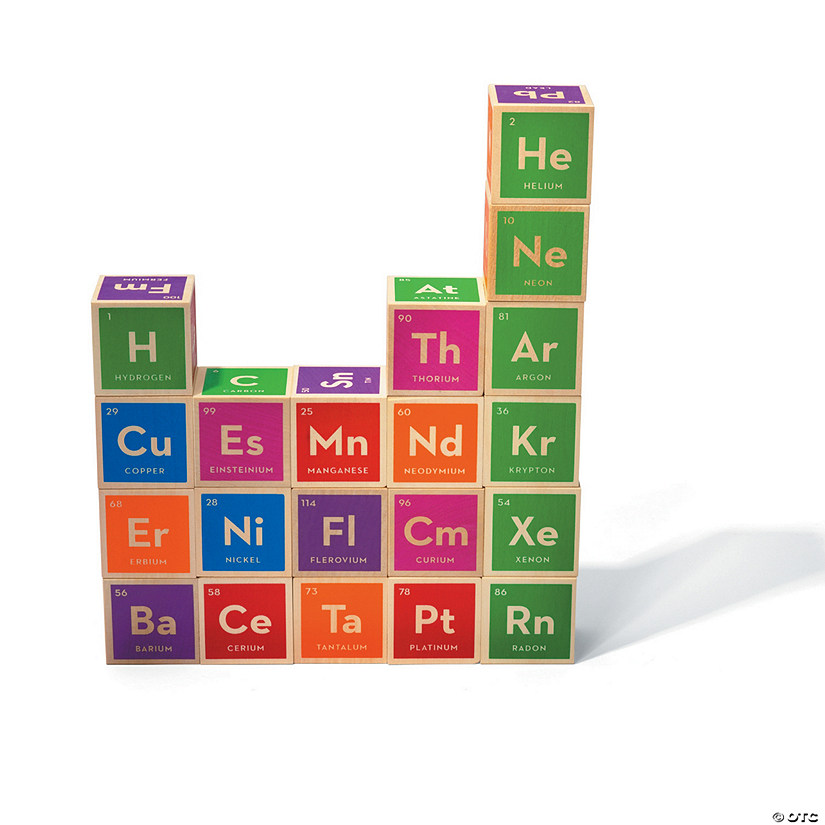 Periodic table blocks discontinued periodic table blocks urtaz Choice Image