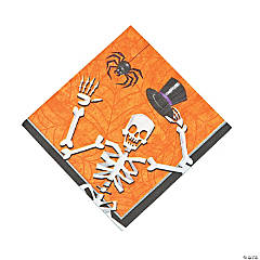 Boneyard Boogie Luncheon Napkins