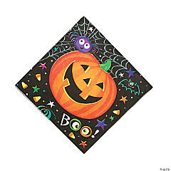 Pumpkin Pals Luncheon Napkins