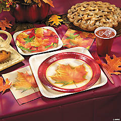 Fall Breeze Party Supplies