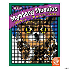 MindWare® Mystery Mosaics - Coloring Book 3