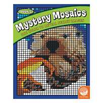 quickview image of mindware mystery mosaics coloring book 5 with sku13726951 - Mindware Coloring Books