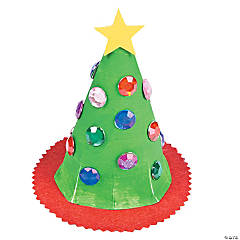 Paper Plate Christmas Tree Idea