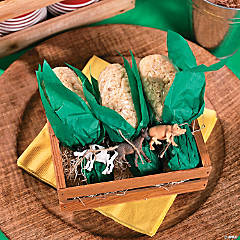 Farm Party Corn Favor Recipe Idea