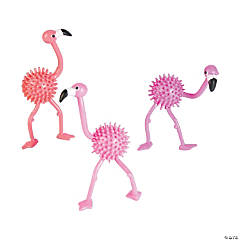 Flamingo Porcupine Bendables