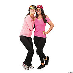 Pink Ribbon Camo Girl Costume