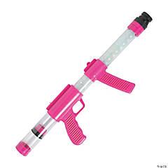 Glow-in-the-Dark Pink Moon Blaster Gun