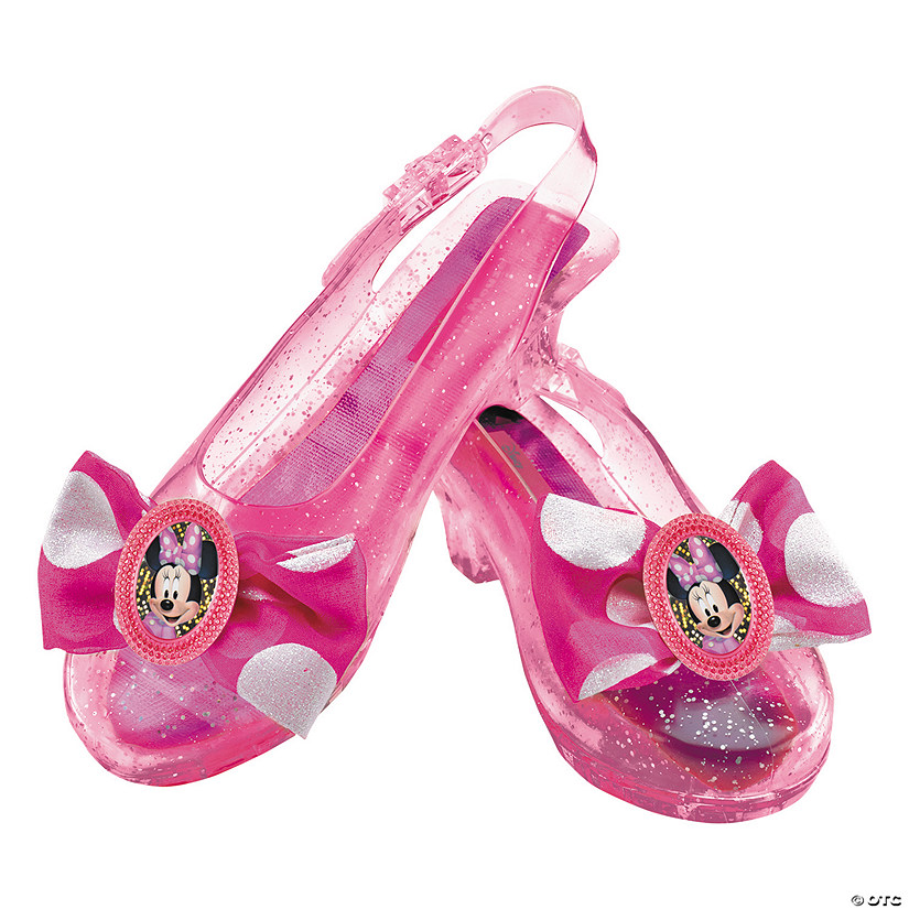 girls minnie mouse shoes