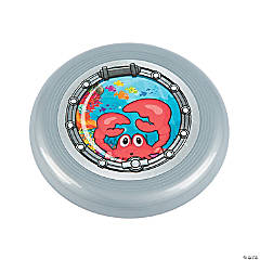 Mini Porthole Flying Discs