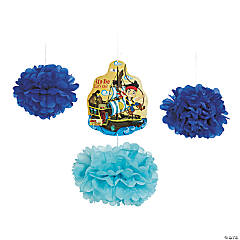 Tissue Paper Jake & the Neverland Pirates™ Decorations