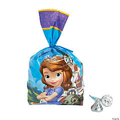 Cellophane Sofia the First™ Bags