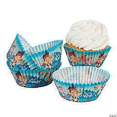 Paper Jake and the Never Land Pirates Baking Cups