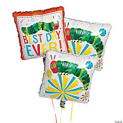 Eric Carle's The Very Hungry Caterpillar™ Mylar Balloons