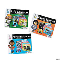 Science File Folder Games - Buy All & Save