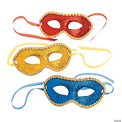 Glitter Mask Assortment
