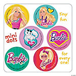 Barbie Mini Dots Stickers