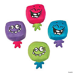 Plush Square Head Characters