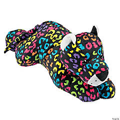 Plush Neon Cheetah