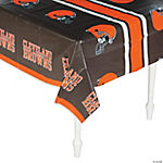 NFL® Cleveland Browns Tablecloth