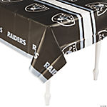 NFL® Oakland Raiders Tablecloth