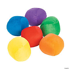 Colorful Plush Balls