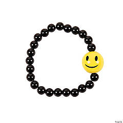 Smile Face Beaded Bracelets