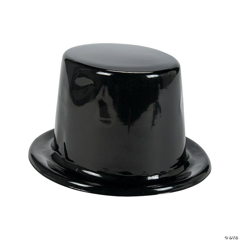 6bc352d0a25 Kids Toys Accessories Darice Stiffened Felt Top Hat Black 552658685