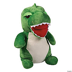 Plush Rexy the T-Rex