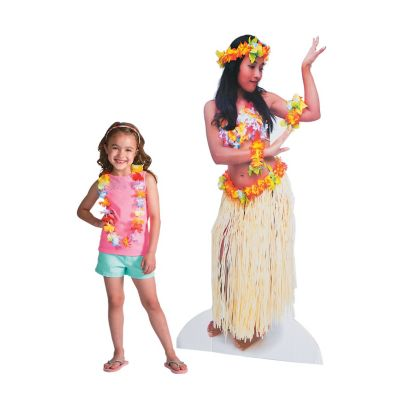 Quickview · Image Of Realistic Hula Cardboard Stand Up With Sku:13744790