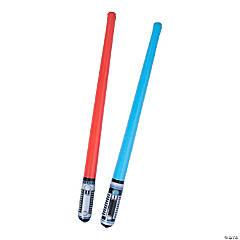 Inflatable Light Sabers