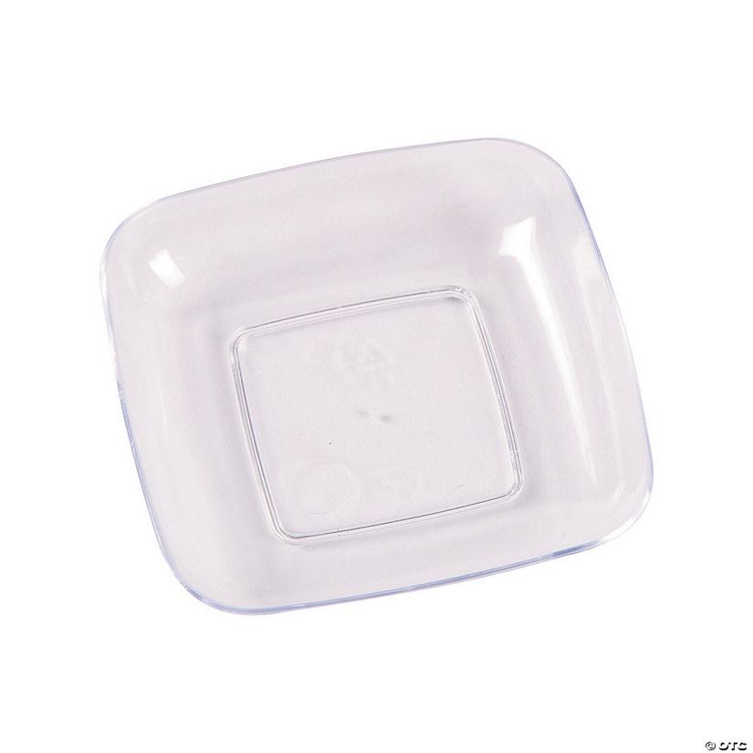 sc 1 st  Oriental Trading & Mini Square Plastic Dessert Plates
