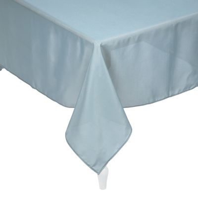 Quickview · Image Of Gray Rectangle Polyester Tablecloth With Sku:13746555