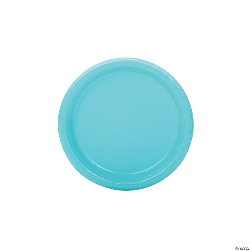 Light Blue Plastic Dessert Plates - 50 Pc.  sc 1 st  Oriental Trading & Light Blue Plastic Dessert Plates - 50 Pc. - Discontinued