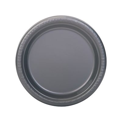 quickview image of silver plastic dinner plates with sku13746729