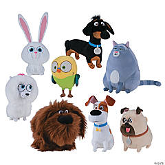 Plush Secret Life of Pets Characters