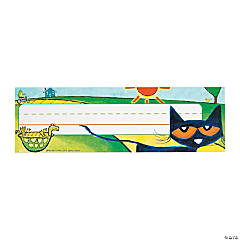 Pete the Cat™ Desk Plates