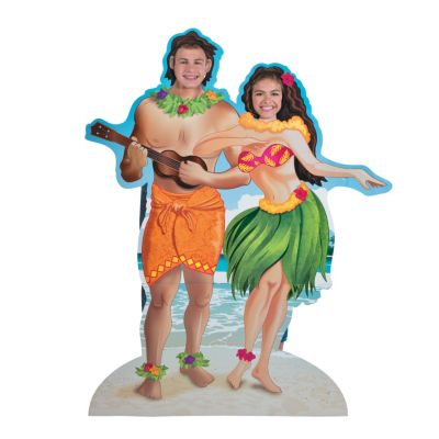 Quickview · Image Of Hawaiian Couple Photo Stand Up With Sku:13750181