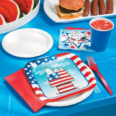 Peanuts Patriotic Party Supplies